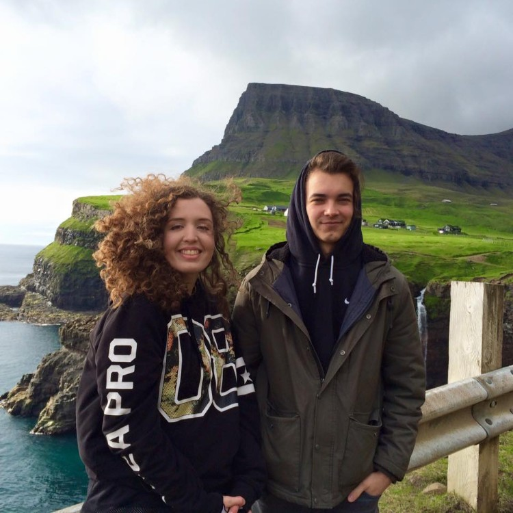 Blogging about faroese people